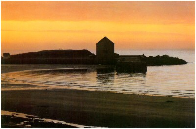 Elie Harbour & Granary