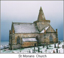 St Monans Church